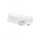 C-Max Control Node w/ PIR Motion Sensor & Photocell, White