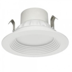 9W 4-in LED Recessed Can Light, 720 lm, Dimmable, 4000K