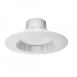 13W 4-in LED Recessed Can Light, 1130 lm, Dimmable, 4000K