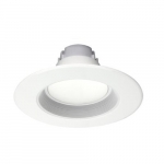 18W 6-in LED Recessed Can Light, 1290 lm, Dimmable, 3000K