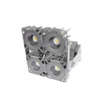 420W LED Stadium Light w/Pole Mounting Bracket, 5000K