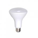 11W LED BR30 Bulb, E26 Base, Dimmable, 2700K
