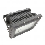 80W Hazard Location LED Flood Light, High Voltage, 9,600 Lumens, 5000K