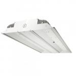100W LED Linear High Bay w/ Battery Backup, Dim, 4 x 54W T5HO Retrofit, 13400 lm, 5000K