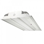 200W LED Linear Hight Bay w/ Bi-Level Sensor, Dim, 8 x 54W T5HO Retrofit, 25000 lm, 5000K