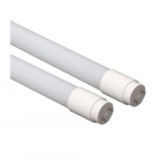 9W 2 Ft T8 LED Tube, Ballast Compatible, Coated Glass, 5000K