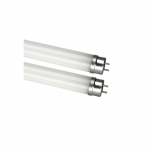 14W 3 Ft T8 LED Tube, Ballast Compatible, Coated Glass, 4000K