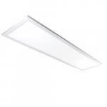 36W 1' X 4' Edge Lit LED Flat Panel, Dimmable, 4100K