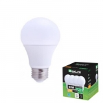9W LED A19 Bulb, E26 Base, Dimmable, 3000K, 4 Pack