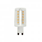 5W Retrofit LED Bulb, G9 Base, Dimmable, 2700K