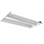 45W 2' X 4' ArcMax LED Troffer Replacement, Dimmable, 3500K