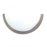 10W LED Wall Sconce, Dimmable, 800 lm, 2700K, Dark Bronze
