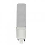 12W Retrofit LED PL Bulb, 4-Pin Horizontal Ballasts, 2700K