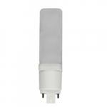 12W Retrofit LED PL Bulb, 4-Pin Horizontal Ballasts, 3500K
