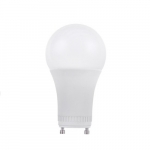11W LED A19 Bulb, GU24 Base, Dimmable, 4000K