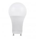 15W LED A19 Bulb, GU24 Base, Dimmable, 4000K
