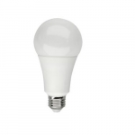 17W LED A21 Bulb, Dimmable, 3000K