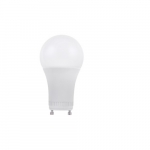 9W LED A19 Bulb, GU24 Base, Dimmable, 2700K
