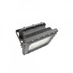 100W Hazard Rated LED Flood Light , 250W MH Retrofit, 12000 lm, 5000K, Grey