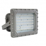 80W Hazard Location LED Flood Light, Dimmable, 9600 Lumens, 5000K