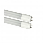 9W 2 Ft LED T8 Tube, Ballast Bypass, Dual-End, Glass, 3500K
