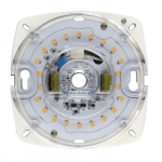 "17W 4"" Round Flush Mount LED Retrofit Kit/Light Engine, Dimmable, 3000K"