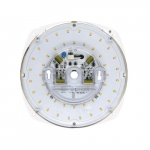 "28W 7"" Round Flush Mount LED Retrofit Kit/Light Engine, Dimmable, 3000K"