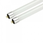 25W 4 Ft LED T5 Tube, Ballast Bypass, Coated Glass, 3500K