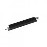 External Driver for 4-ft 2 Lamp L13T8EX4XX Tube Light, Dimmable, 120V-277V