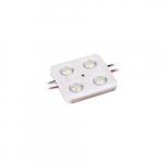 2.16W Channel Letter 4 LED Module, High Output, 200 lm, 12V, 6500K