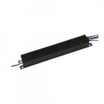 External Driver for 4-ft 2 Lamp L18T8EX4XX Tube Light, Dimmable, 120V-277V