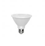 11W LED PAR30 Bulb, Dimmable, 850 lm, Narrow Flood, 3000K