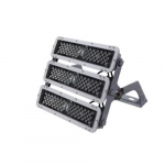 420W Hazard Rated LED Flood Light w/ Arch Yoke, NMN Distribution, 120V-277V, 5000K