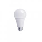 15W LED A19 Bulb, E26 Base, Dimmable, 1600 Lumens, 3000K