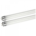 12W 4-ft LED T8 Tube, Direct Line Voltage, 32W Fluorescent Retrofit, 1800 lm, 3500K