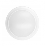 15W 6-in Flush Mount LED Ceiling Light, 1275 lm, Dimmable, 4000K