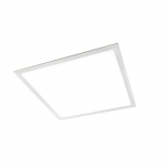 20W 2x2 LED Flat Panel w/Battery Backup, 0-10V Dimmable, 2490 lm, 5000K