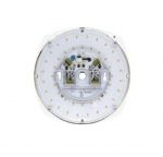"28W 7"" Round Flush Mount LED Retrofit Kit/Light Engine, Dimmable, 3000K"