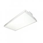 135W ECO LED Linear High Bay w/Motion, 400W HID Retrofit, 0-10V Dim, 17500 lm, 5000K