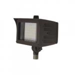 20W FloodMax Small LED Flood Light w/ Photocell, Knuckle, 50W HID Retrofit, 2300lm, 5000K