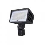 120W FloodMax LED Flood Light, Knuckle, 0-10V Dim, 450W MH/HPS Retrofit, 14,300 lm, 4000K