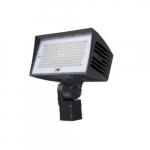 120W FloodMax LED Flood Light, Knuckle, 0-10V Dim, 450W MH/HPS Retrofit, 14,300 lm, 5000K
