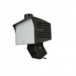 120W FloodMax LED Flood Light, Swivel, 0-10V Dim, 450W MH/HPS Retrofit, 14,300 lm, 4000K