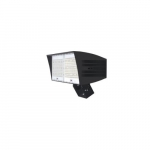 310W LED XLarge Flood Light w/ Trunnion & 3-Pin, Dim, Wide, 39600 lm, 4000K