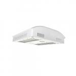 586W LED Horticulture Light, FSRF, 2000.3 BTU, 347V-480V, White