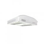 369W LED Horticulture Light, BPRX, 1261.8 BTU, 120V-277V, White