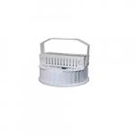 240W LED Round High Bay Pendant, 600W MH Retrofit, 31397 lm, 5000K, White