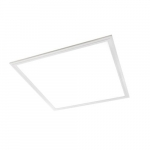 2x2 30W Flat LED Panel Light w/ Battery Backup, 0-10V Dim, 3349 lumen, 3500K