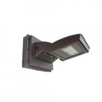 28W LED Wall Light w/ -20 Deg Backup, Type III, 3200 lm, 120V-277V, 4000K