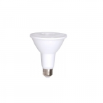 12W LED PAR30 Bulb, Long Neck, Standard Flood, 0-10V Dimmable, 90 CRI, E26, 900 lm, 2700K
